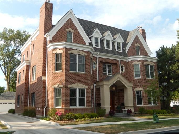 A home in Elk Grove Village, IL.