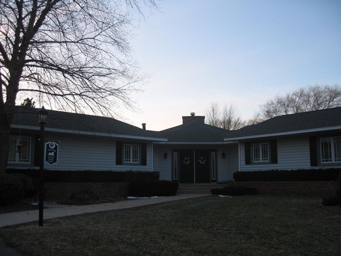 A roof replacement in Addison, IL.