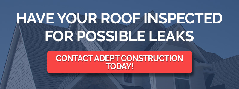 A roofing graphic for local roof repairs in Naperville IL.
