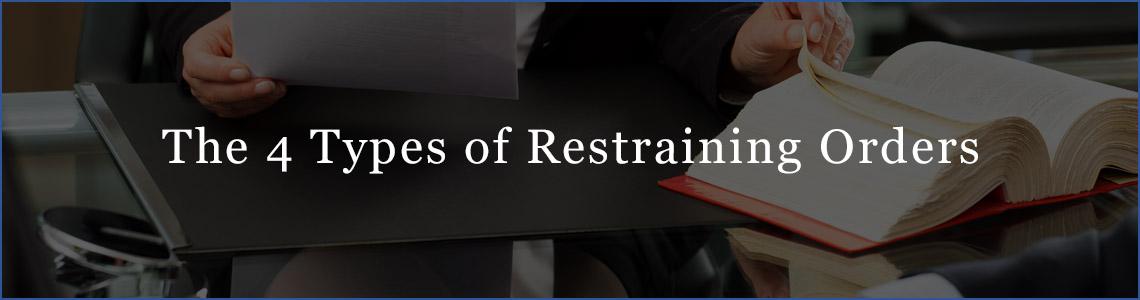 restraining-banner