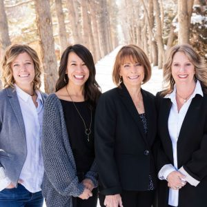 The amazing staff for our Fort Collins adoption agency