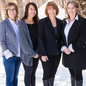 The amazing staff behind our Fort Collins adoption agency