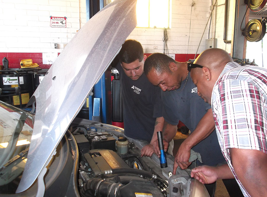 Same Day Auto Repair In San Diego Advantec Auto Repair
