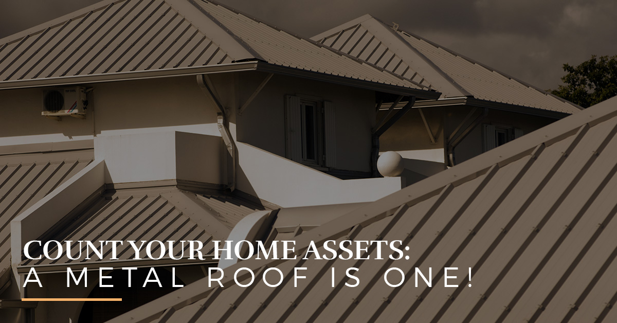 Count Your Home ets: A Metal Roof is One! - Local Chicago ... on mobile home metal roof construction, mobile home metal roof systems, mobile home metal roofing, mobile home metal roof replacement, mobile home metal roof installation, mobile home metal doors,
