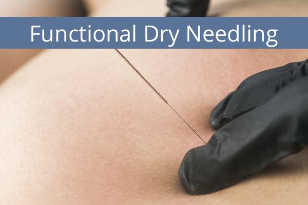 Functional Dry Needling