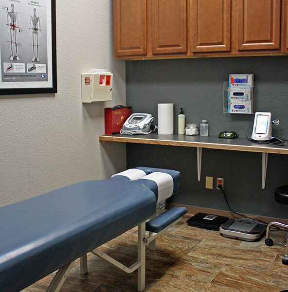 gallery photo of massage therapy room