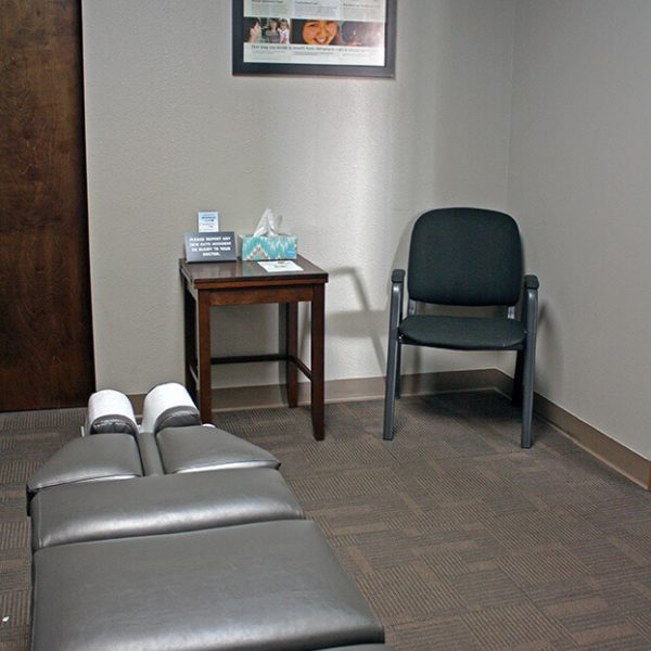 gallery photo of massage room