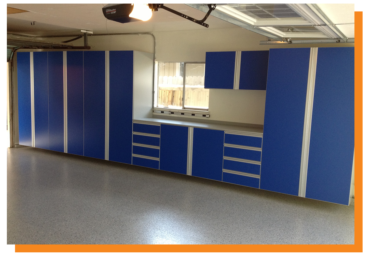 Custom Garage Cabinets For Roseville Get An Estimate Today