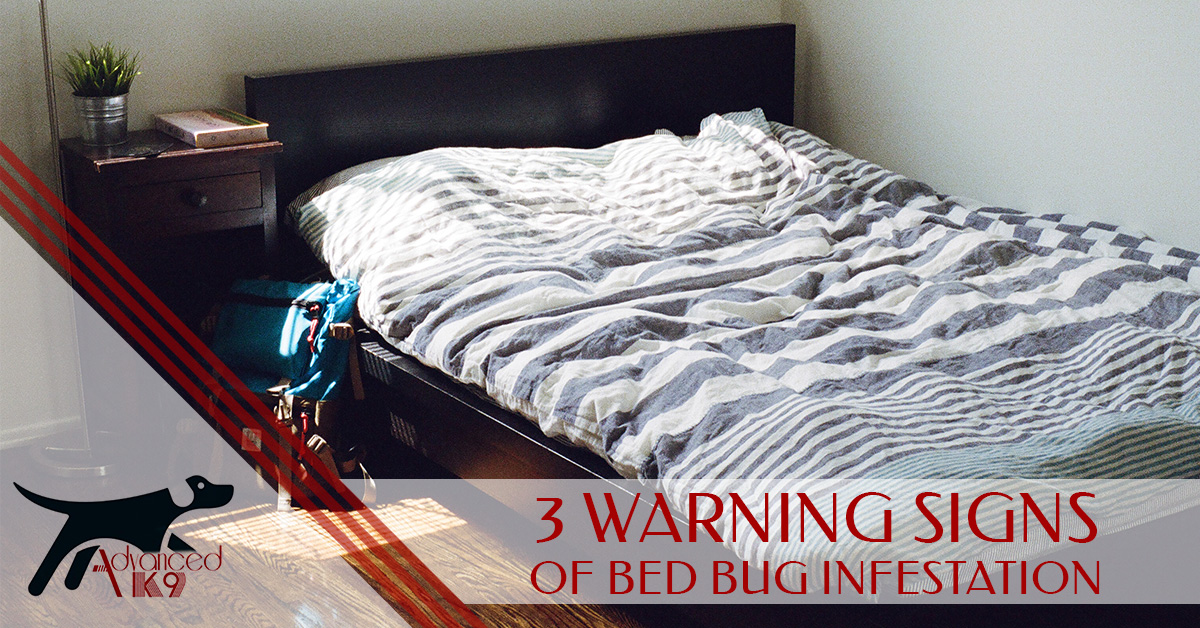 ADVANCED K9 BED BUG SEEKERS