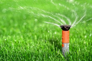 sprinkler repair colorado