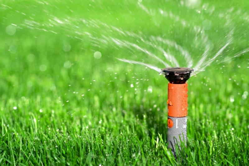 sprinkler repair colorado