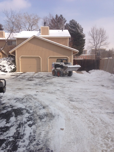 Commercial Snow Plowing Fort Collins