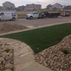 front lawn landscape design