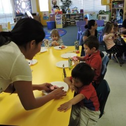 Child Development Center-Lunch Time-Adventures In Learning