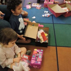 Kindergarten Class in Orange, CA-Opening Gifts-Adventures In Learning