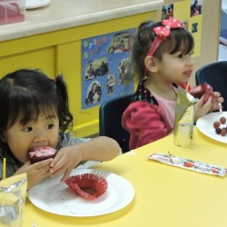 Child Development Center-Preschool Cupcakes-Adventures In Learning
