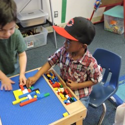 Child Development Center-Lego Building-Adventures In Learning