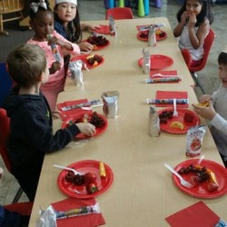 Preschool Program Valentine's Day Lunch-Adventures In Learning