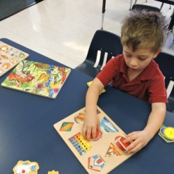 Child Development Center-Object Puzzle-Adventures In Learning