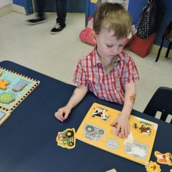 Child Development Center-Animal Puzzle-Adventures In Learning