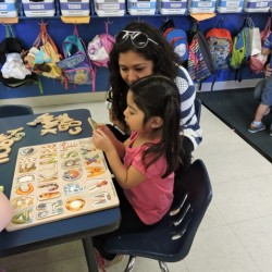 Kindergarten Class in Orange, CA-Puzzle Game-Adventures In Learning