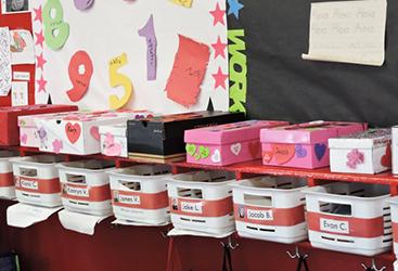 Kindergarten in Orange & Tustin-Holiday Cubbies-Adventures in Learning