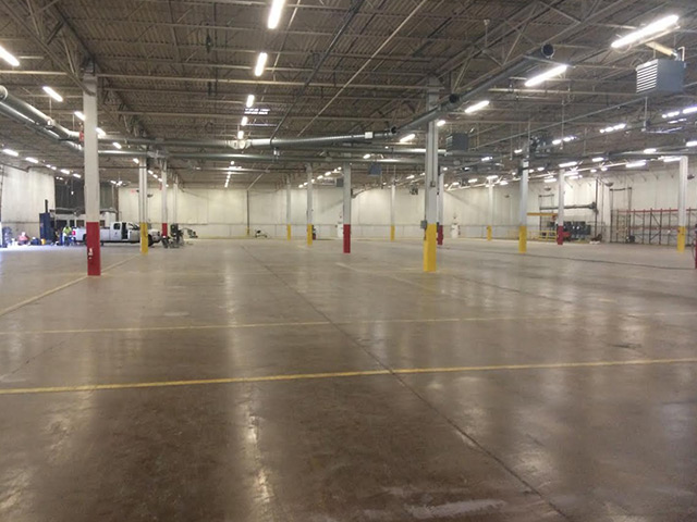 Industrial flooring contractors Aetna Integrated Services