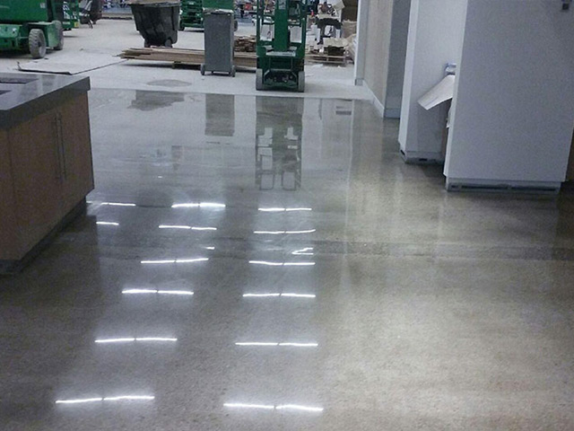 When you need epoxy floor coating, contact Aetna Integrated Services in Ohio