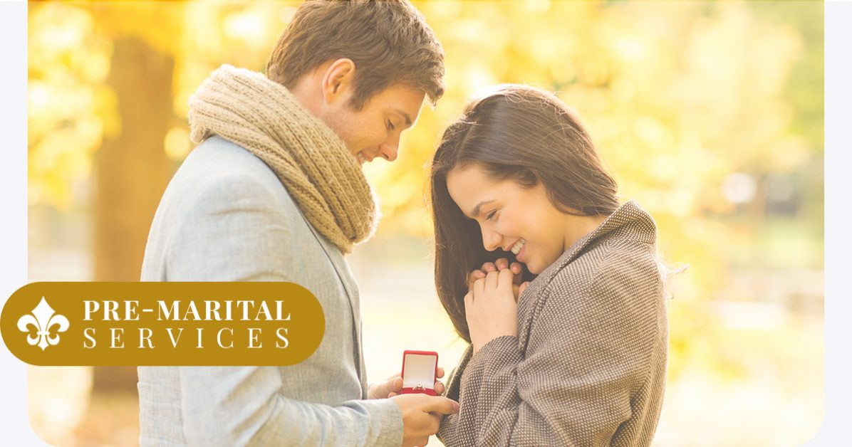 dating services with a marital focus