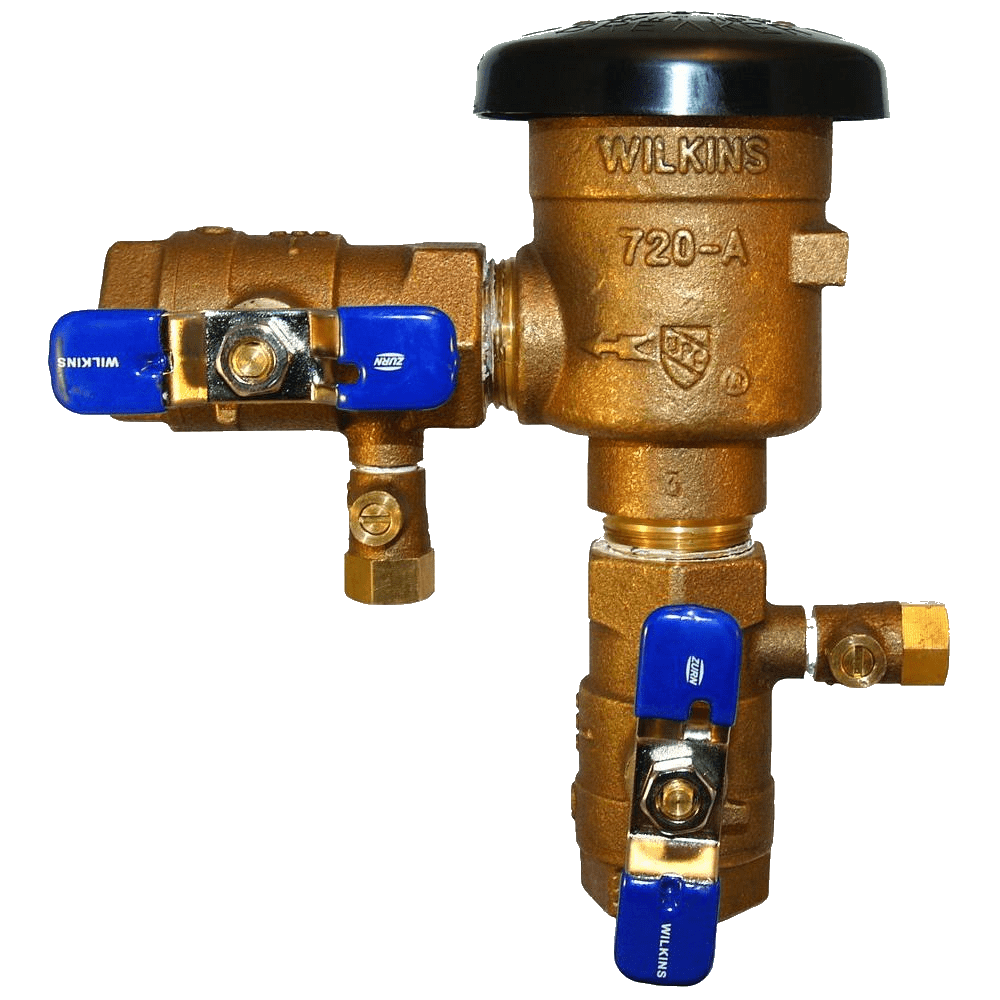Backflow Preventor used in Irrigation System in Tulsa, OK