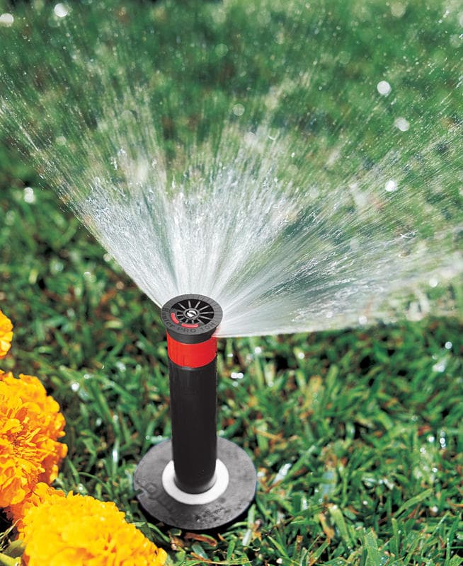Hunter Pro Spray Head used in Sprinkler system in Tulsa, ok