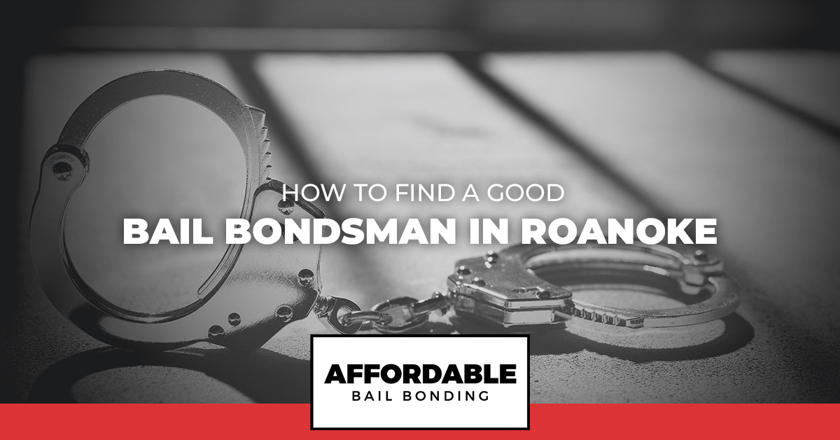 How To Find A Good Bail Bondsman