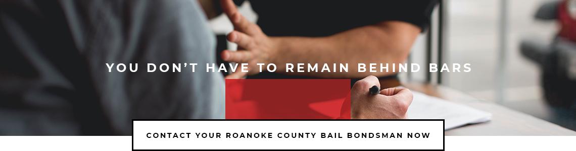 Bail Bonds in Roanoke County