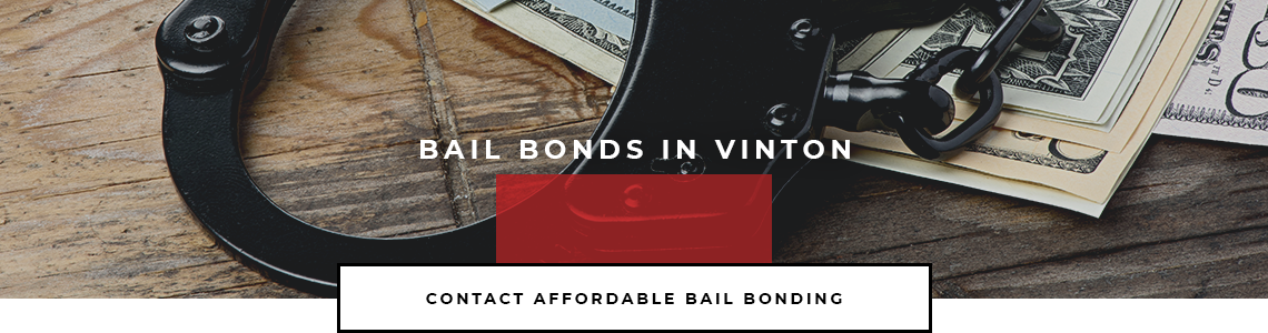 Bail Bonds in Vinton