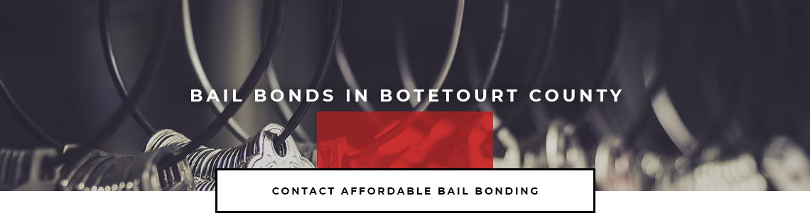 Bail Bonds in Botetourt