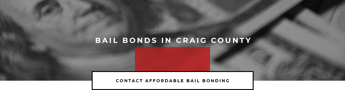 Bail Bonds in Craig County