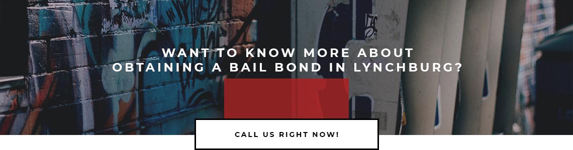 Bail Bond in Lynchburg