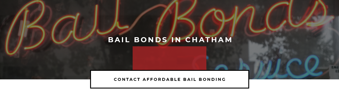 Chatham bail bonds