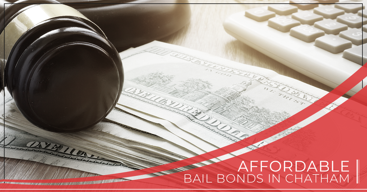 Affordable Bail Bonds Chatham - Call A Bondsman Today