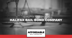 Qualities To Seek In A Halifax Bail Bond Company