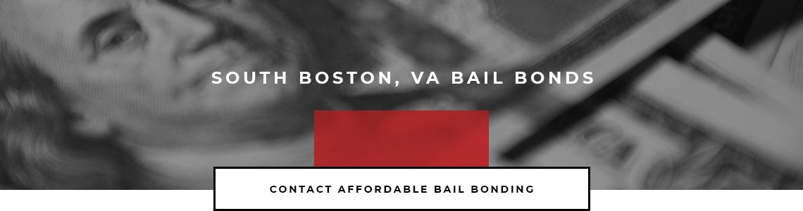 Bail Bonds in South Boston