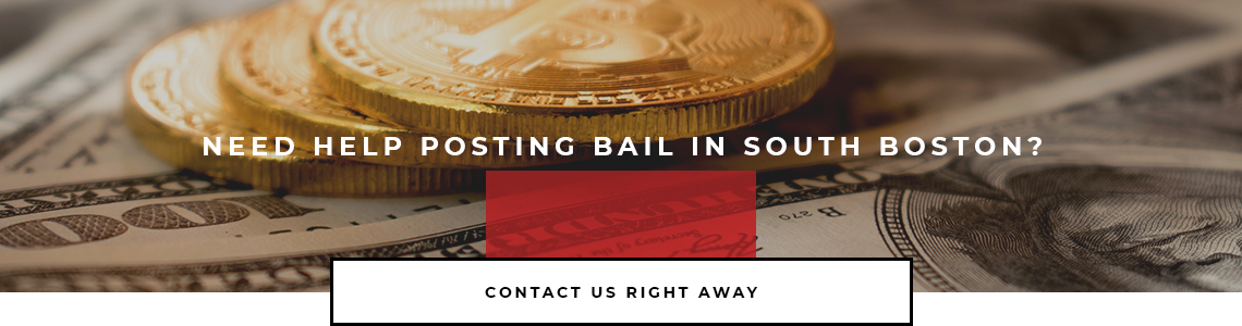 Need help posting bail in South Boston