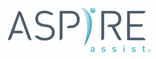 Aspire full color graphic logo