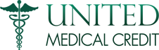 Graphic Logo of United Medical Credit