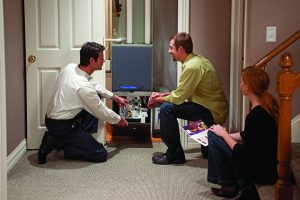 Best furnace repair technicians in Chicago land