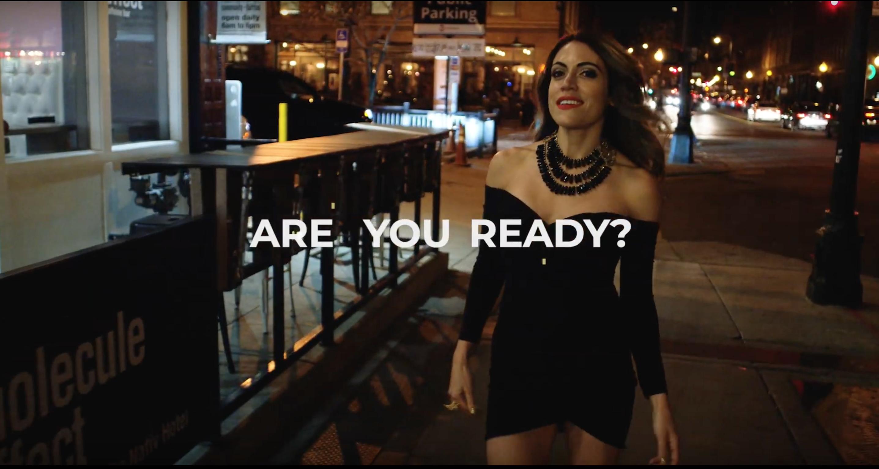 Fierce in the City promo Video