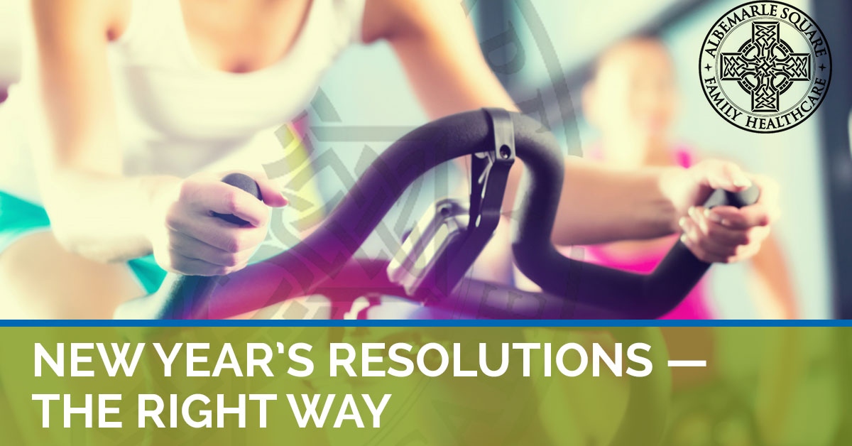 New Year's resolutions that will actually benefit you