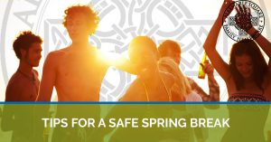 Albemarle Square's tips for a safe spring break