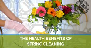 How spring cleaning can benefit your health