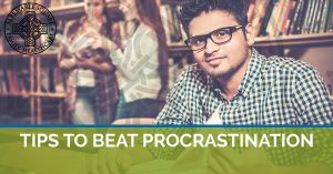 Albemarle Square's tips to beat procrastination